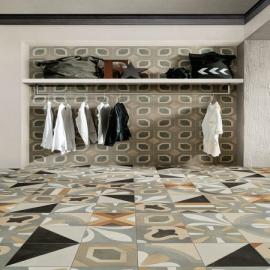 Керамическая плитка для пола и стен Fioranese - Cementine Boho