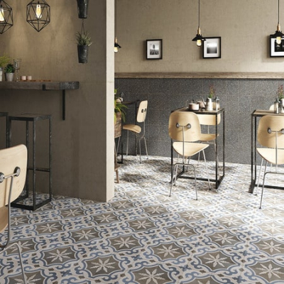 Керамическая плитка для пола и стен Fioranese - Cementine Retro
