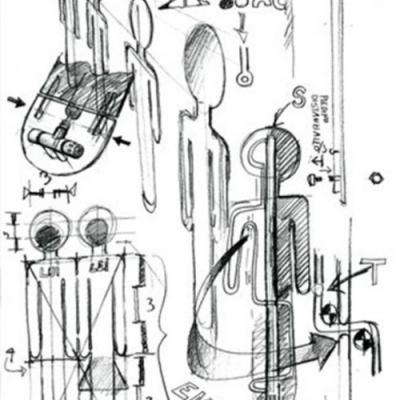 Antrax Serie T полотенцесушитель