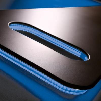 Cordivari Badge радиатор водяной белый 1212*512