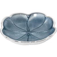 Argenesi Quadrifoglio sky blue блюдо 15 см
