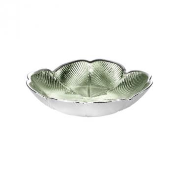 Argenesi Quadrifoglio green блюдо 15 см