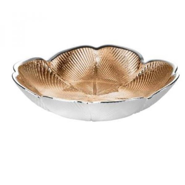 Argenesi Quadrifoglio oro блюдо 15 см