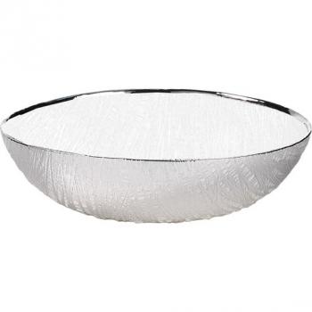 Argenesi Wood bianco perla блюдо 20 см