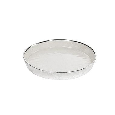 Argenesi Wood bianco perla поднос 36 см