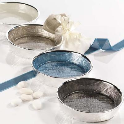 Argenesi Wood bianco perla блюдо 13 см