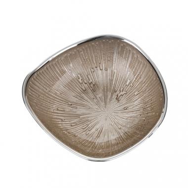 Argenesi Zen sabbia блюдо 23.5 см