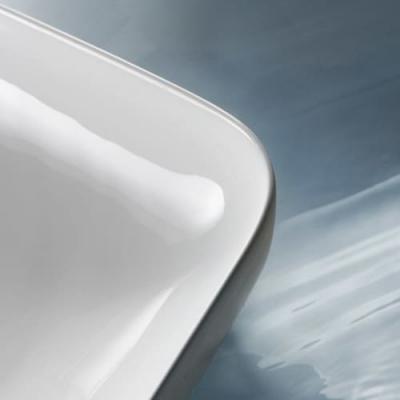 AeT Elite раковина накладная L602 белая глянец