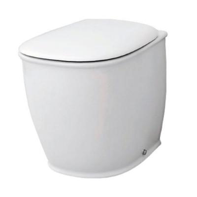 ArtCeram Azuley унитаз напольный белый AZV002