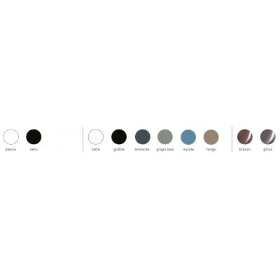 Flaminia Doppio zero раковина накладная цветная DZ46L