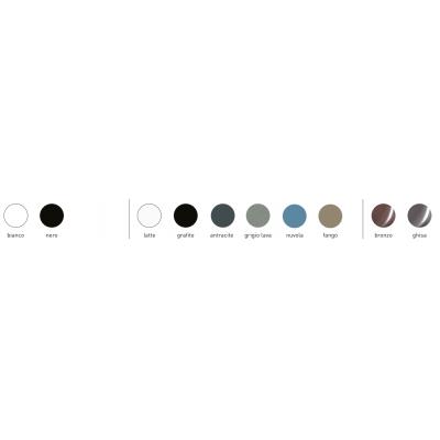 Раковина подвесная Flaminia - Nuda цветная ND120L