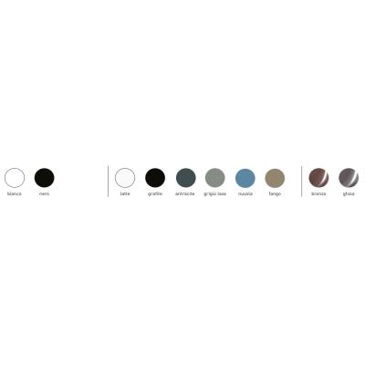 Flaminia Roll раковина напольная цветная MR44P