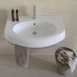 Globo Bowl раковина подвесная белая BP081