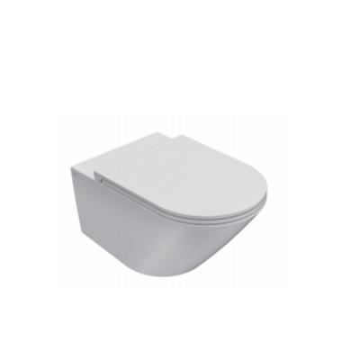 Globo Forty унитаз подвесной белый FOS02/FOS05