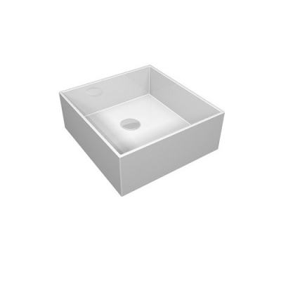 GSG Box раковина накладная белая BXLA33