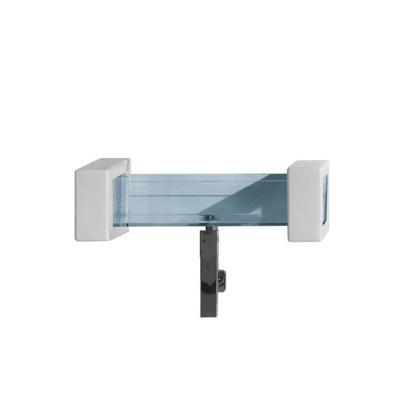 GSG Glass раковина подвесная белая GLLAME80