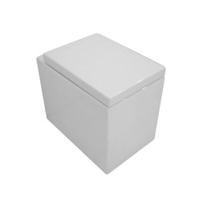 GSG Oz унитаз напольный белый OZWC01