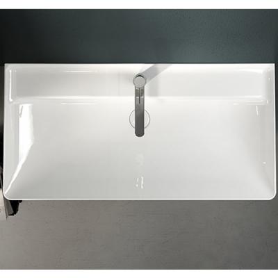 Hatria Canalgrande раковина подвесная белая Y1EL01