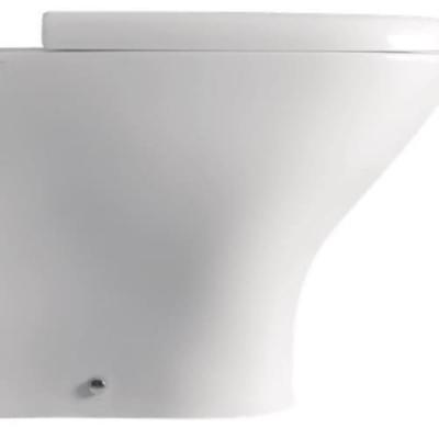 Kerasan Aquatech унитаз напольный белый 3716/3718