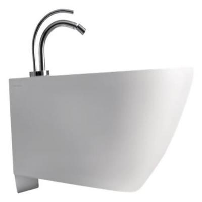Kerasan Aquatech биде подвесное белое 3725/3724 01