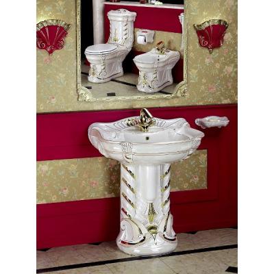 Раковина с колонной Ceramica Ala - Majesty Dec602