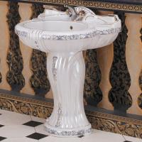 Раковина с колонной Ceramica Ala - New Lord Dec121