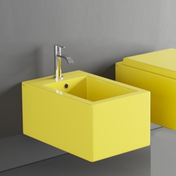 Nic Design Cool биде подвесное цветное 004 243
