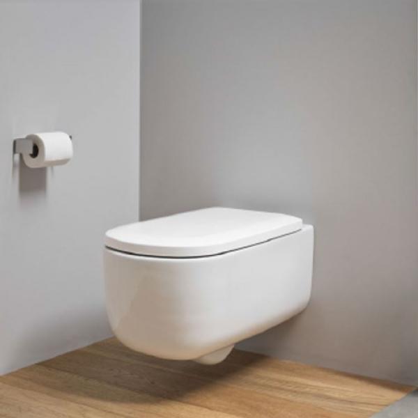 Nic Design Ovvio унитаз подвесной белый 003 433