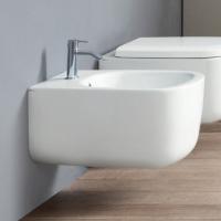 Nic Design Ovvio биде подвесное белое 004 434
