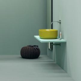 Nic Design Semplice раковина накладная цветная 001 377