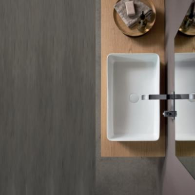 Nic Design Semplice раковина накладная белая 001 481